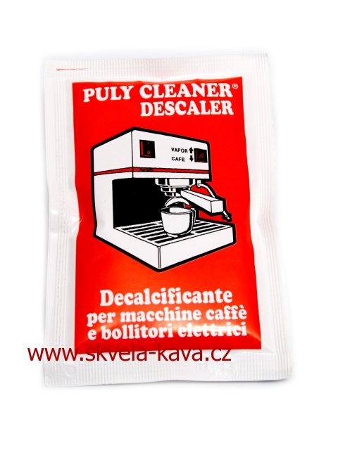 PULY CLEANER DESCALER, sáček 30 g