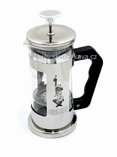 Bialetti French Press 0,35 L, panáček Bialetti