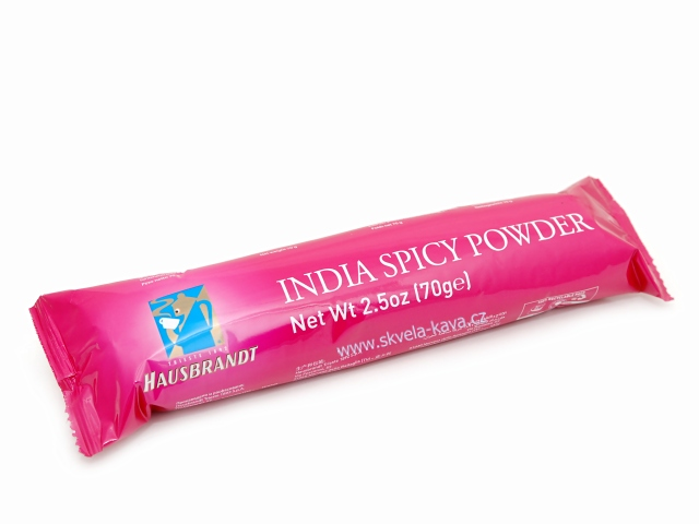 kapsle Hausbrandt India Powder pack 10ks
