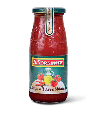 Sugo all´Arabbiata - feferonka 360g