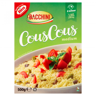 Kuskus Bacchini Medium 500g